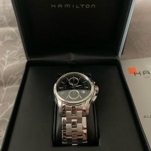 Hamilton Men's Jazzmaster Auto Chrono Timepiece